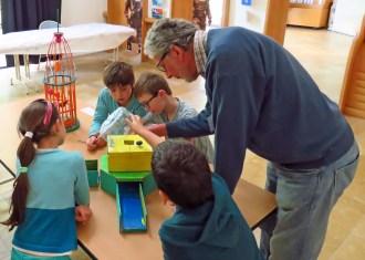 Ateliers artistiques enfants